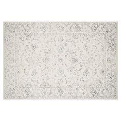 Safavieh Carnegie Sophia Framed Floral Rug