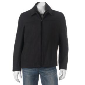 Big & Tall Dockers Wool-Blend Open-Bottom Jacket