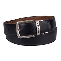 Men's Columbia Bowman Lake Reversible Beveled-Edge Belt