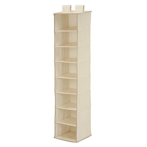 Honey-Can-Do 8-shelf Hanging Organizer
