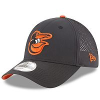 Adult New Era Baltimore Orioles 9FORTY Perf Pivot Adjustable Cap