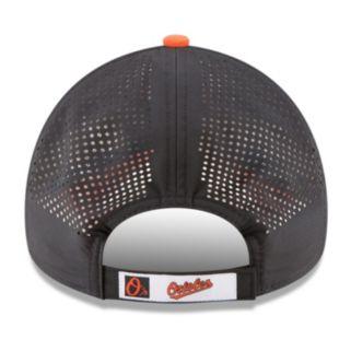 Adult New Era Baltimore Orioles 9FORTY Perf Pivot Adjustable Cap