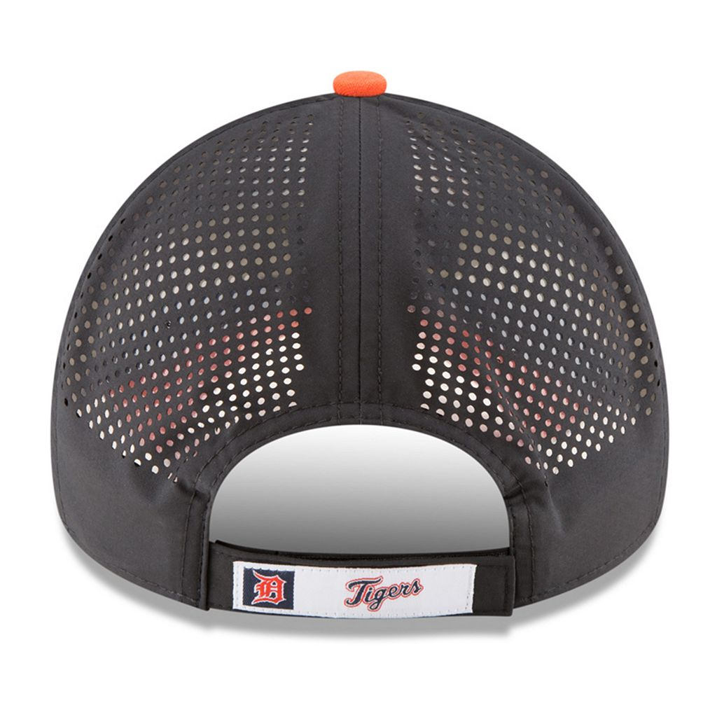 Adult New Era Detroit Tigers 9FORTY Perf Pivot Adjustable Cap