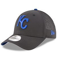 Adult New Era Kansas City Royals 9FORTY Perf Pivot Adjustable Cap