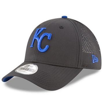 Adult New Era Kansas City Royals 9FORTY Perf Pivot Adjustable Cap