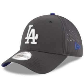 Adult New Era Los Angeles Dodgers 9FORTY Perf Pivot Adjustable Cap