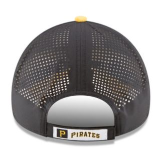 Adult New Era Pittsburgh Pirates 9FORTY Perf Pivot Adjustable Cap