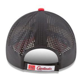 Adult New Era St. Louis Cardinals 9FORTY Perf Pivot Adjustable Cap