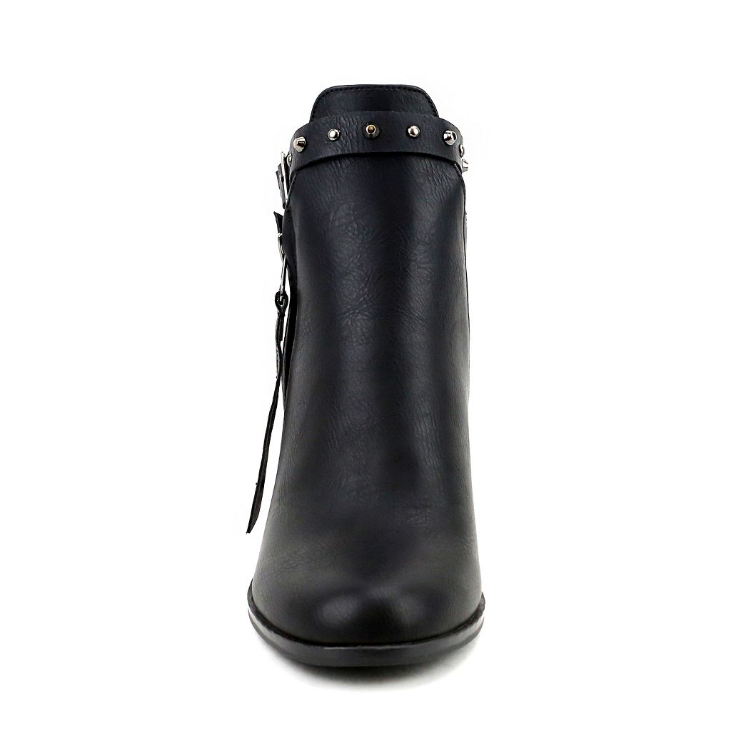 Olivia Miller Beverly Women's Ankle Boots