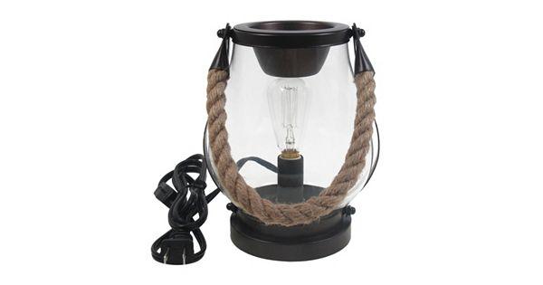 Sonoma Goods For Life Lantern Wax Melt Warmer