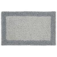 Nourison Morocco Framed Solid Shag Rug - 2'6'' x 4'