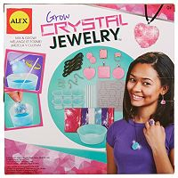 ALEX Grow Crystal Jewelry