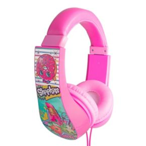 Kids Shopkins Character Headphones