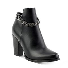 Olivia Miller Prospect Women's High Heel Ankle Boots