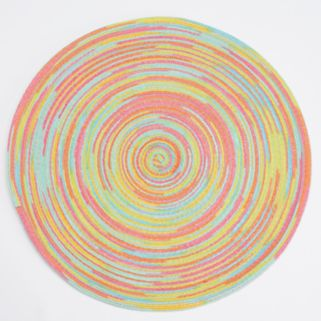 Celebrate Summer Together Round Placemat