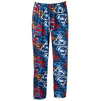 Men's DC Comics Superman Shield Lounge Pants
