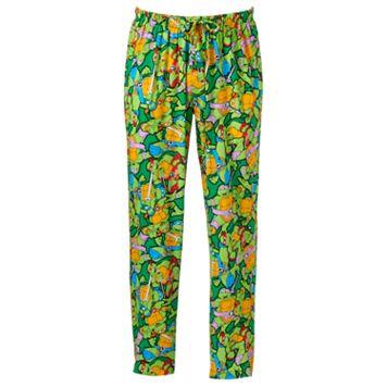 Men's Teenage Mutant Ninja Turtles Lounge Pants