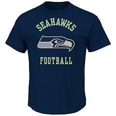 Men's Majestic Seattle Seahawks Defensive Front Tee