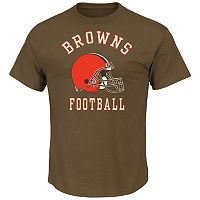 Men's Majestic Cleveland Browns Defensive Front Tee