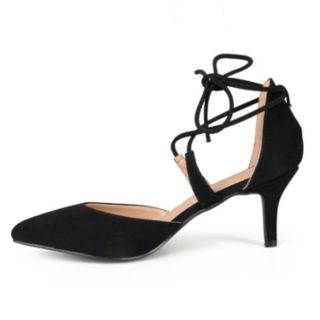 Journee Collection Cairo Women's Lace-Up High Heels