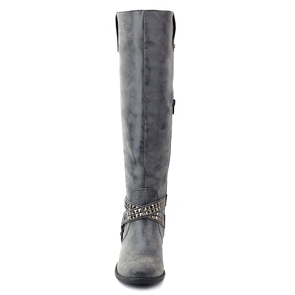 Olivia Miller Essex Women's Knee High Boots