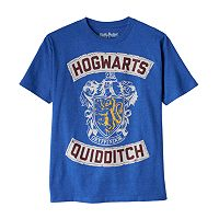 Boys 8-20 Harry Potter Quidditch Tee