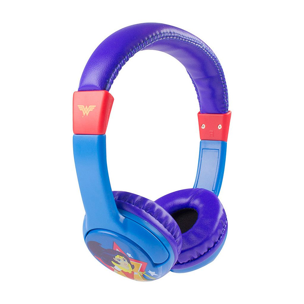 Kids DC Superhero Girls Headphones