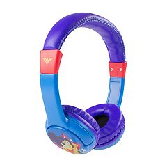 Kids DC Superhero Girls Headphones