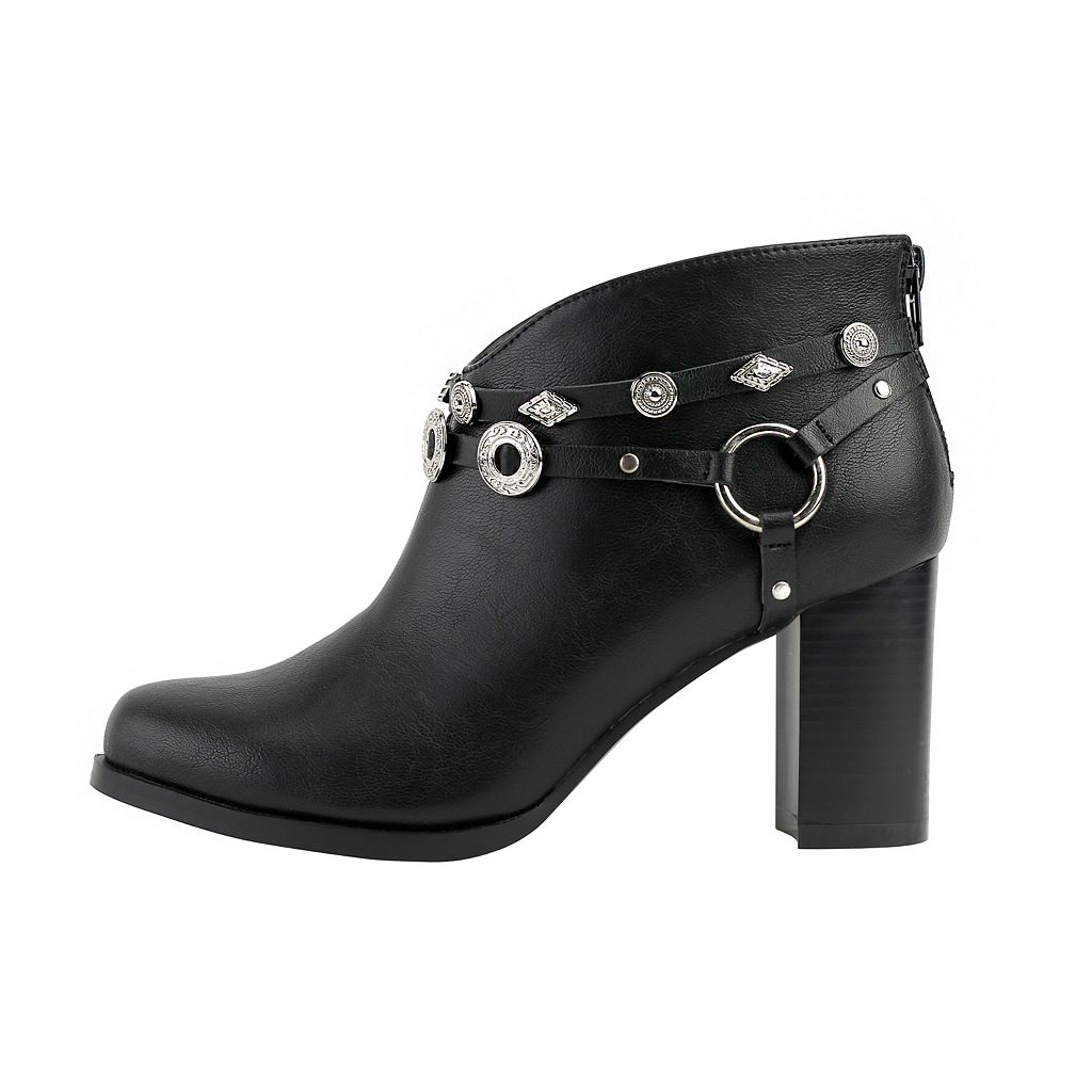 Olivia Miller Whitlock Women's Ankle Boots