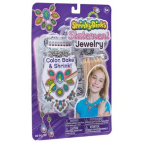 Shrinky Dinks Statement Jewelry Kit