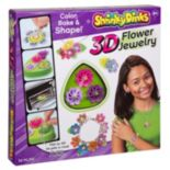 Shrinky Dinks 3D Flower Jewelry Kit