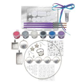ALEX Toys Paint & Sparkle Galaxy Jewelry Kit