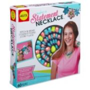 ALEX Toys Make-A Statement Necklace & Bracelet Kit