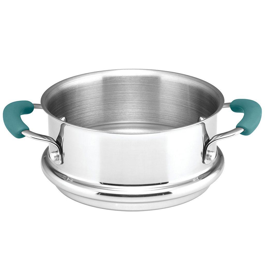 Rachael Ray Cucina 3-qt. Nonstick Aluminum Stockpot