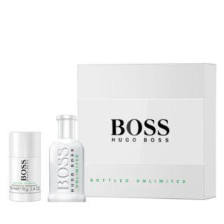 BOSS Bottled Unlimited by HUGO BOSS Men's Cologne Gift Set