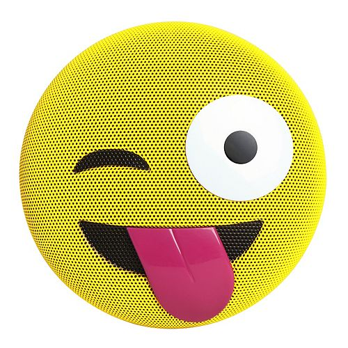 HMDX Jamoji Emoji Wink Wireless Bluetooth Speaker