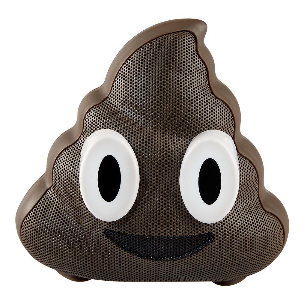 HMDX Jamoji Chocolate Swirl Wireless Bluetooth Speaker