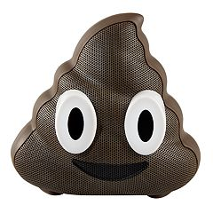 HMDX Jamoji Emoji Chocolate Swirl Wireless Bluetooth Speaker
