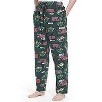 Men's Minnesota Wild Sweep Lounge Pants