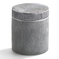 Kassatex Mesh Cotton Jar