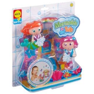 ALEX Toys Rub-A-Dub Mermaids in the Tub