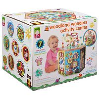 ALEX Toys ALEX Jr. Woodland Wonders Activity Center