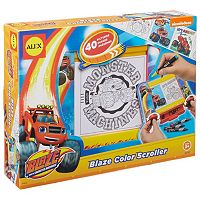 Blaze & the Monster Machines Color Scroller by ALEX Toys