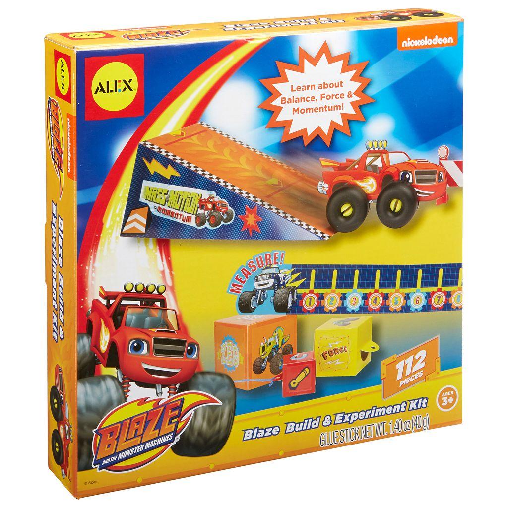 Blaze & the Monster Machines Build & Experiment Kit by ALEX Toys