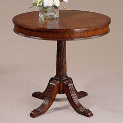 Brakefield Round End Table