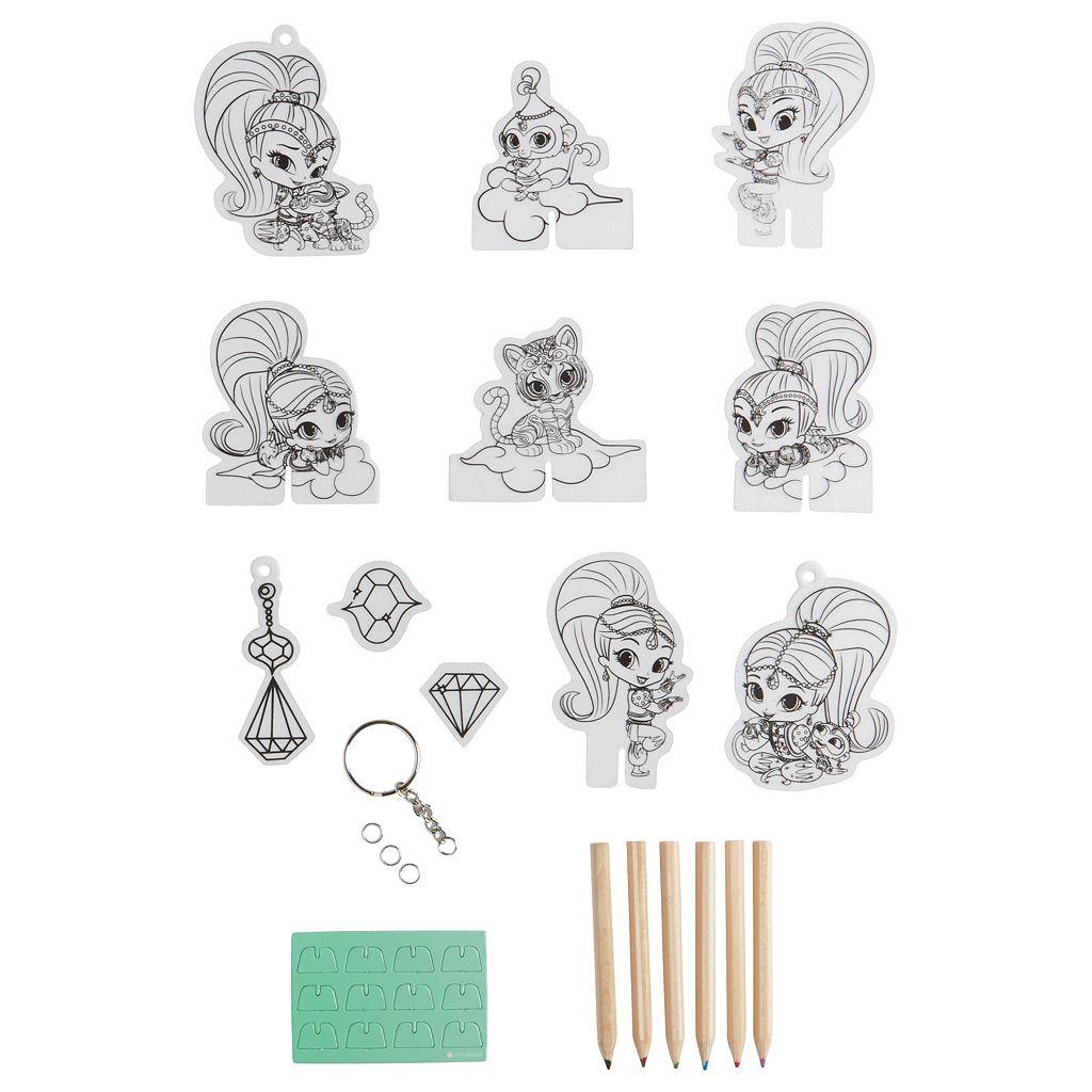 Shimmer & Shine Shrinky Dinks Charm Accessories Kit