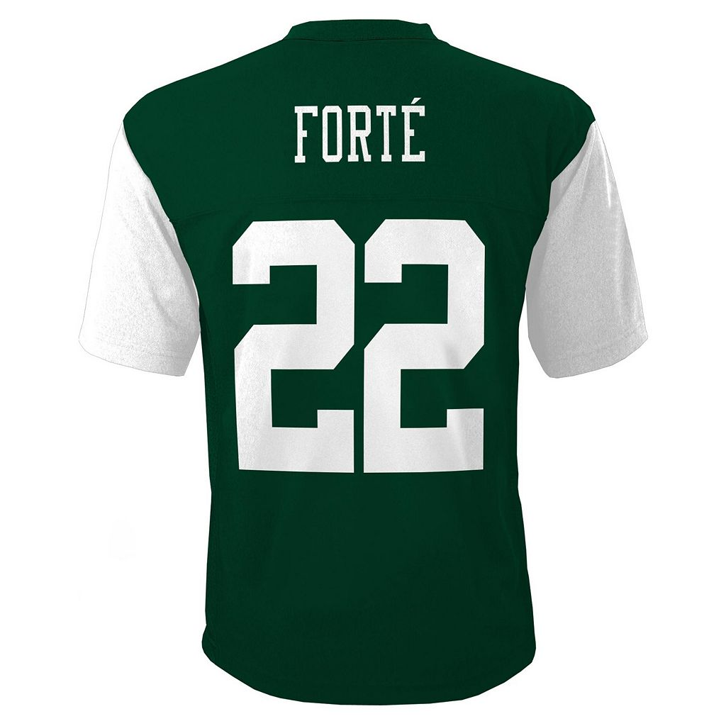 Boys 8-20 New York Jets Matt Forte NFL Replica Jersey