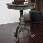 Cadey Round End Table