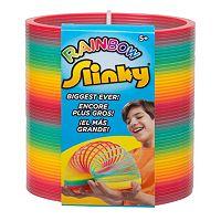 Slinky Ginormous Rainbow Slinky
