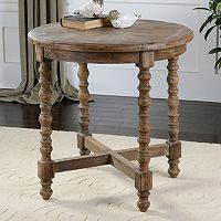 Samuelle Round End Table
